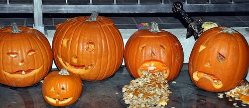 Humphreys Halloween activities a hit