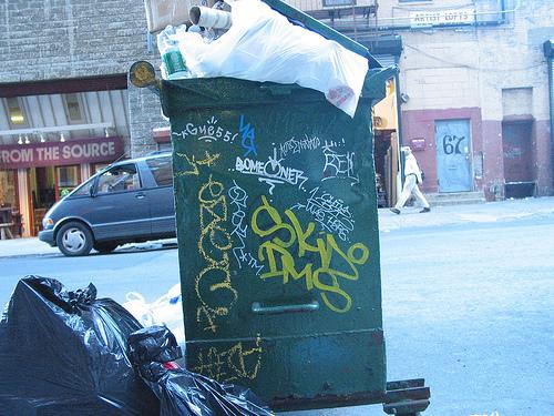 bigger dumpster